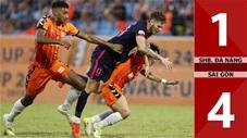SHB. Đà Nẵng 1-4 Sài Gòn(Vòng 2 - V.League 2020/21)
