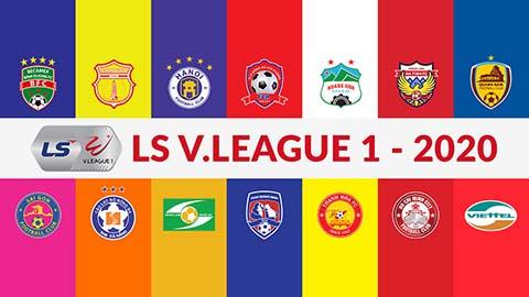 Hoãn giải LS V.League 2020 đến hết tháng 3