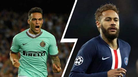 Neymar hay Martinez, đến lúc Barca phải chọn