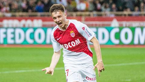 Golovin gia hạn hợp đồng với Monaco