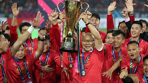 Suzuki vẫn đồng hành cùng AFF Cup 2020
