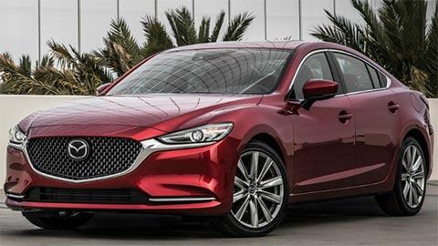 Mazda 6 2020 giá 'ngon' sắp về VN, đối đầu Toyota Camry, Honda Accord