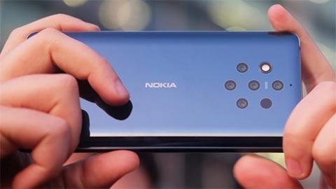 Nokia 9.2 tiếp tục xuất hiện với thiết kế tuyệt đẹp, camera 'chất', giá hợp lý