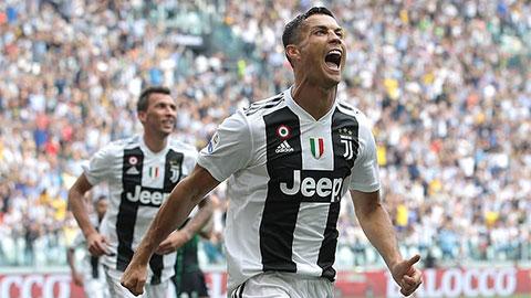 Juventus muốn tặng Ronaldo món quà bất ngờ