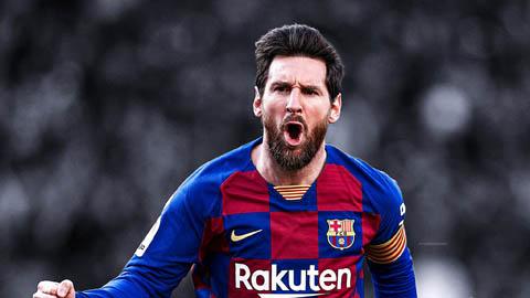 Kinh hoàng với tần suất Messi xuất hiện trên báo