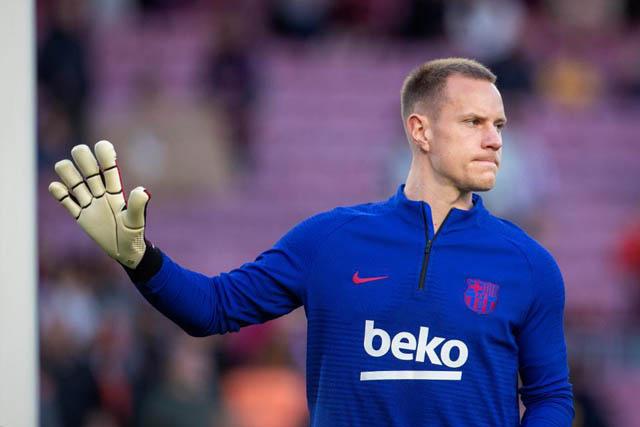 Barca sẽ trả lương bao nhiêu để giữ Ter Stegen?
