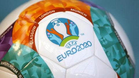 EURO 2020 chính thức hoãn sang hè 2021