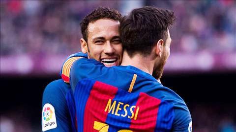 Messi chỉ hạnh phúc khi ở bên Neymar