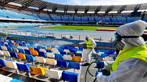 Khoảng trống bóng đá khó lấp đầy ở Tây Ban Nha