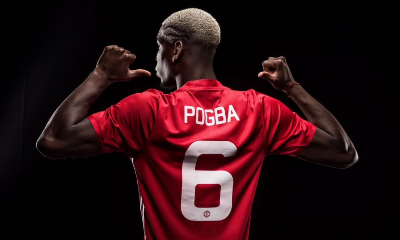 Pogba là số 6 đắt giá nhất châu Âu và cũng VĐTG cùng ĐT Pháp