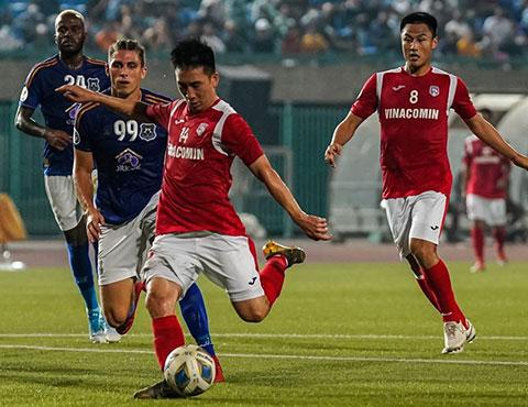 Các trận đấu của Than.QN tại AFC Cup trong tháng 4 sẽ được tạm hoãn