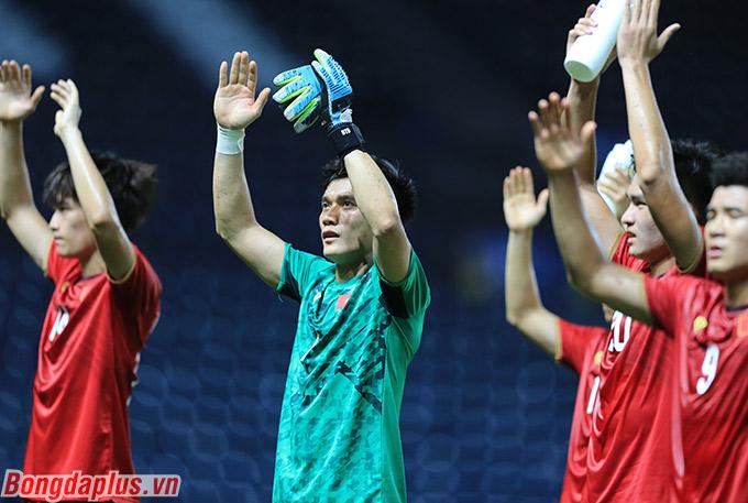 ĐT Việt Nam đối diện với mật độ 7 - 11 trận trong 3 tháng cuối năm 2020 - Ảnh: Minh Tuấn