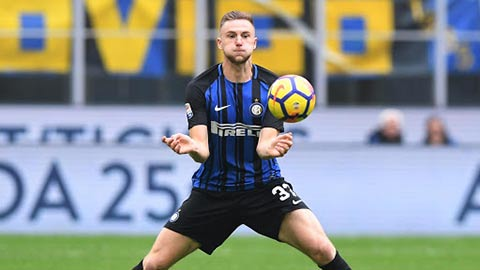 Với Cancelo, Inter có chịu hy sinh Skriniar?