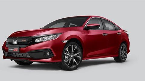 Honda Civic 2020 ra mắt với nhiều cải tiến, giá hơn 700 triệu, cạnh tranh Mazda 3, Kia Cerato