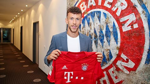 Bayern xem xét mua đứt Perisic
