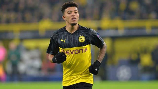 Sancho đang làm rất tốt vai trò kiến tạo tại Dortmund