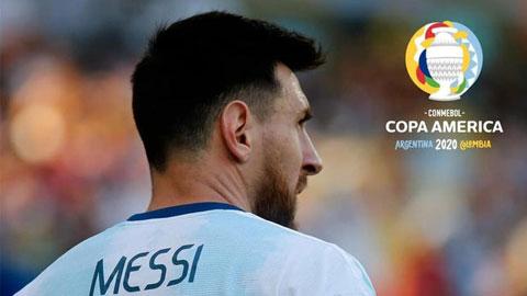 Hoãn Copa America  sang năm 2021 có khi lại hay
