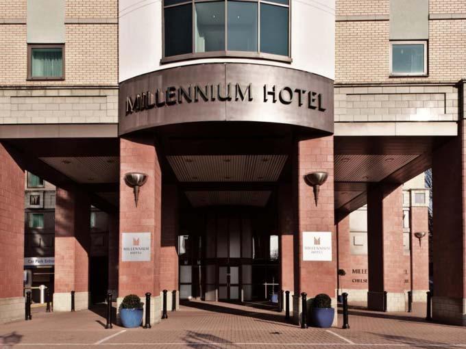 Ông chủ Roman Abramovich trả toàn bộ chi phí tại khách sạn Thiên niên kỷ, để phục vụ các nhân viên y tế