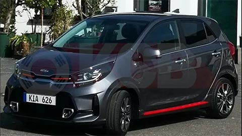 Kia Morning 2021 hầm hố hơn, giá rẻ 'đấu' Hyundai Grand i10, Toyota Wigo, Honda Brio