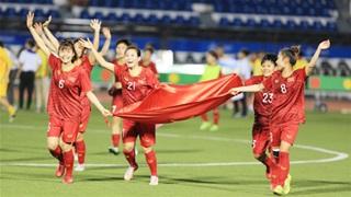 AFC nâng số đội dự giải nữ châu Á lên con số 12