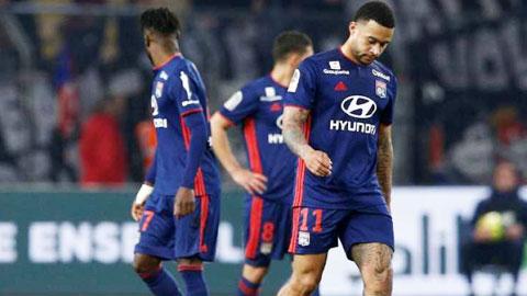 """Lyon cho cầu thủ """"thất nghiệp một phần"""""""