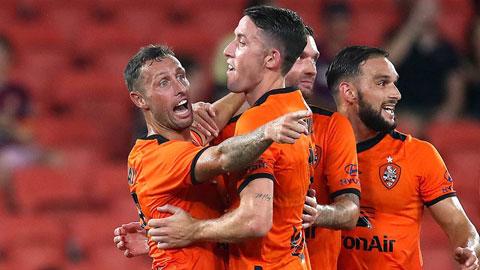 Soi kèo Brisbane Roar - Newcastle Jets, 15h30 ngày 20/03