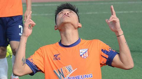 Cầu thủ Việt từng vô địch Hàn Quốc phải dự bị ở V.League