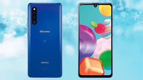 Samsung Galaxy A41 ra mắt với thiết kế nhỏ, gọn, camera 48MP, pin 3500mAh