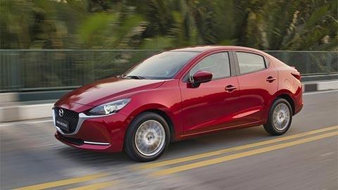 Mazda 2 2020 giá 'ngon' có gì để đấu Honda City, Toyota Vios, Hyundai Accent?