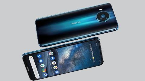 Nokia 8.3 trình làng với Snap 765G, camera 64MP, pin 4500mAh, giá hợp lý
