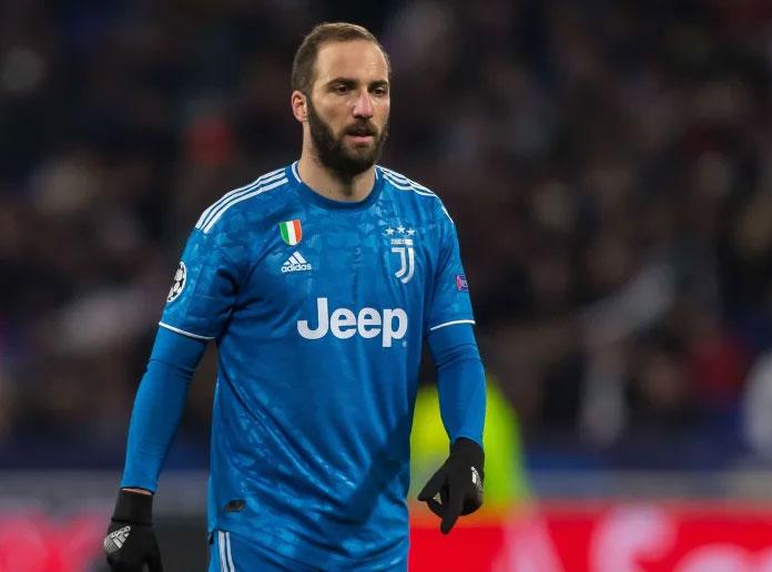 Higuain đào tẩu khỏi Juventus