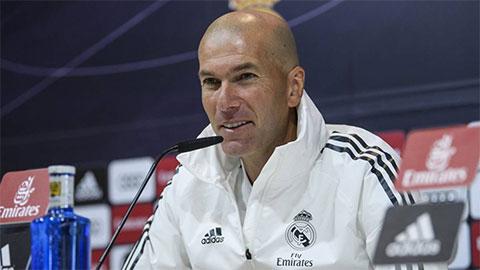 Hé lộ tương lai của HLV Zidane ở Real