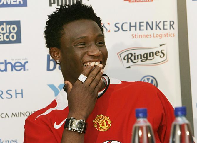 Mikel là cầu thủ hụt của M.U