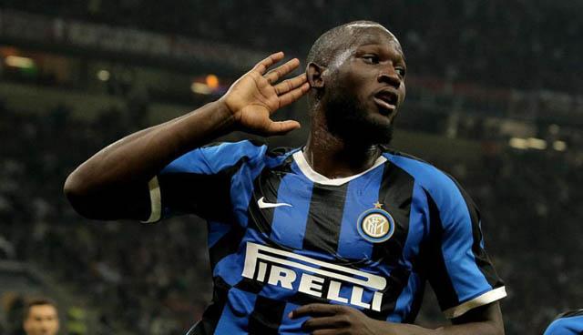 8. Romelu Lukaku (Inter Mian) - lương 6 triệu euro/năm: - 1,8 triệu euro