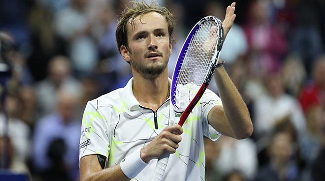 Daniil Sergeyevich Medvedev đã giành được 7 danh hiệu đơn ATP trong đó có 2 Master 1000