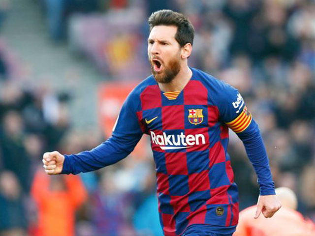 Messi vẫn nhận được sự quan tâm đặc biệt từ NHM