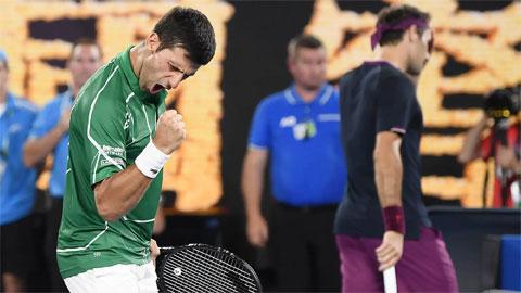 3 Grand Slam còn lại và HCV Olympic 2020 khó thoát khỏi tay Djokovic