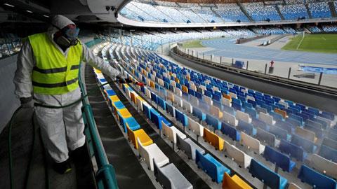 Ligue 1 có thể mất 300-400 triệu euro do dịch Covid-19