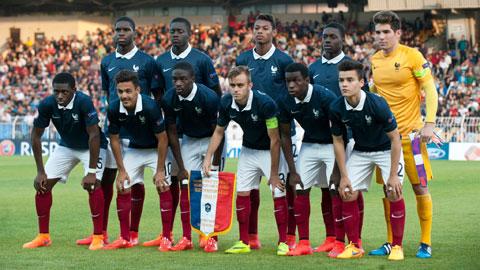 ĐT Pháp sẽ trình làng thế hệ tài năng mới tại EURO 2021