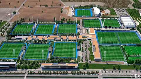 Thành phố thể thao: Siêu dự án của La Liga