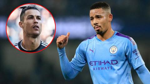 'Gabriel Jesus sẽ là đối tác hoàn hảo của Cristiano Ronaldo tại Juventus'