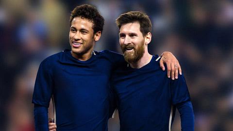 """Messi cài """"điều khoản Neymar"""" vào hợp đồng mới với Barca"""