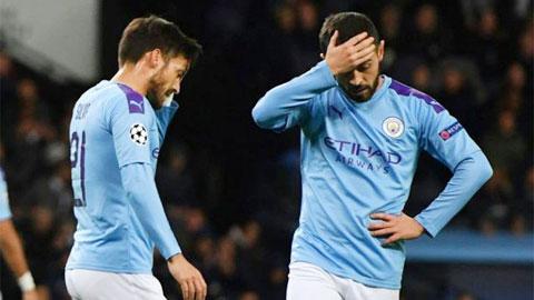 Man City mùa 2019/20: Thất vọng toàn tập