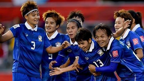 Thua tan nát ở World Cup, nữ Thái Lan nhận thưởng chỉ kém 5 lần nhà vô địch