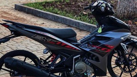 Yamaha Exciter 150 lột xác với diện mạo tuyệt đẹp, giá trong tầm tay