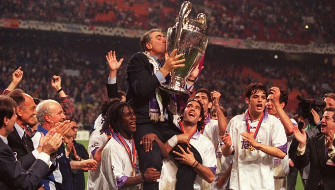 Lorenzo Sanz là vị chủ tịch chấm dứt 32 năm chờ đợi chức vô địch châu Âu của Real Madrid
