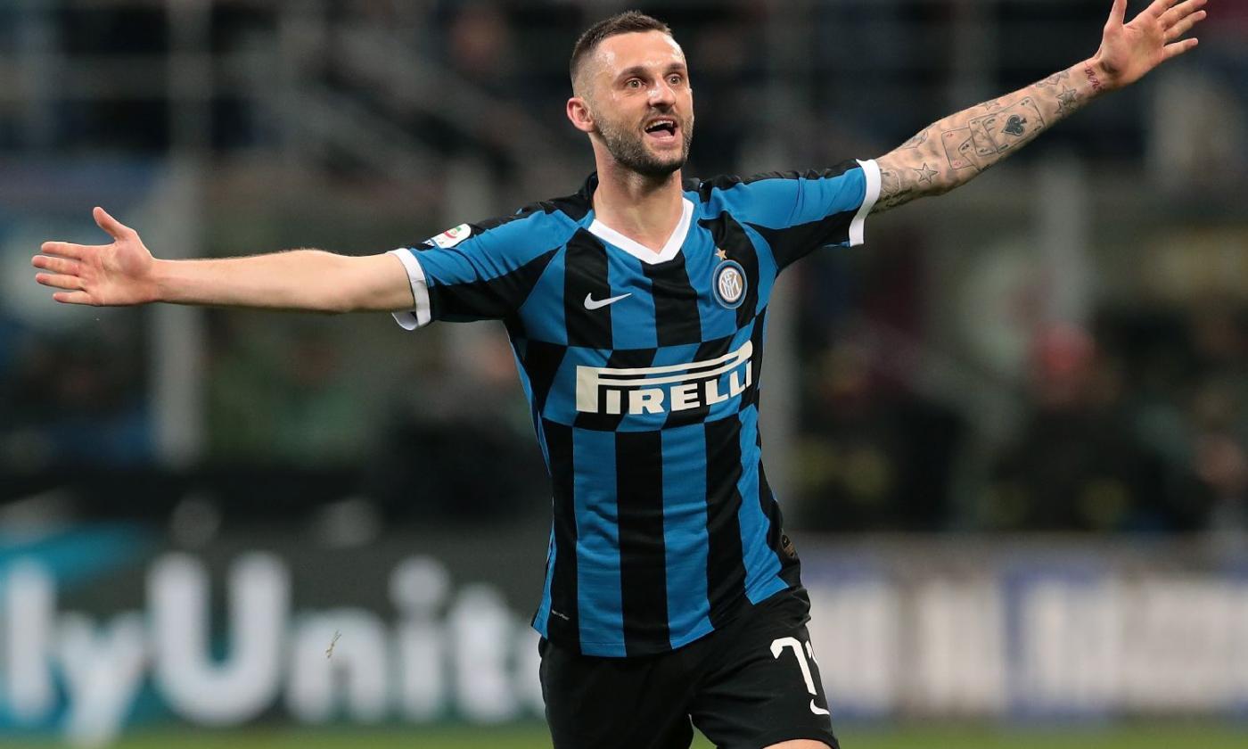 Inter không thể sống thiếu Brozovic