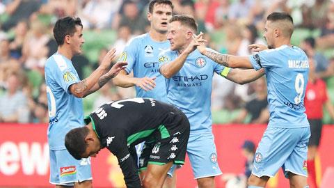 Nhận định bóng đá Newcastle Jets vs Melbourne City, 15h30 ngày 23/3: Công cường thì thắng