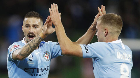 Soi kèo Newcastle Jets - Melbourne City, 15h30 ngày 23/03