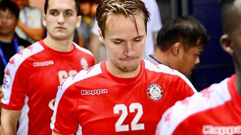 CLB TP.HCM chia tay đồng đội cũ của Ibrahimovic